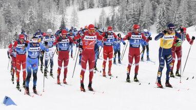 Obrońca tytułu odjechał rywalom w Tour de Ski