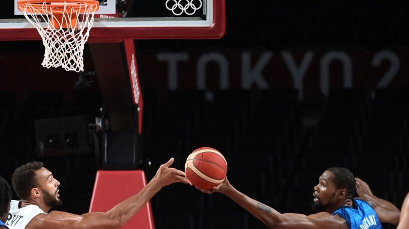 Koszykarze USA przegrali mecz  na igrzyskach. Pierwszy od 2004 roku