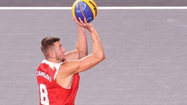 Zdecydował ostatni rzut. Polscy koszykarze 3x3 uciekli spod topora