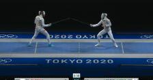 Tokio. Jelińska odpadła w 1/16 finału w florecie kobiet