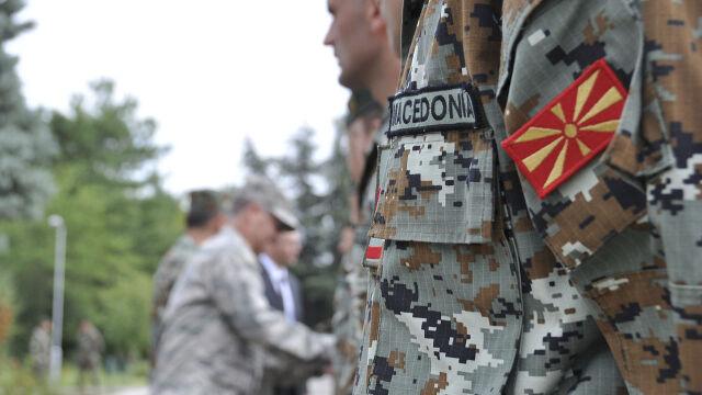 Amerykański Senat za Macedonią Północną  w NATO.