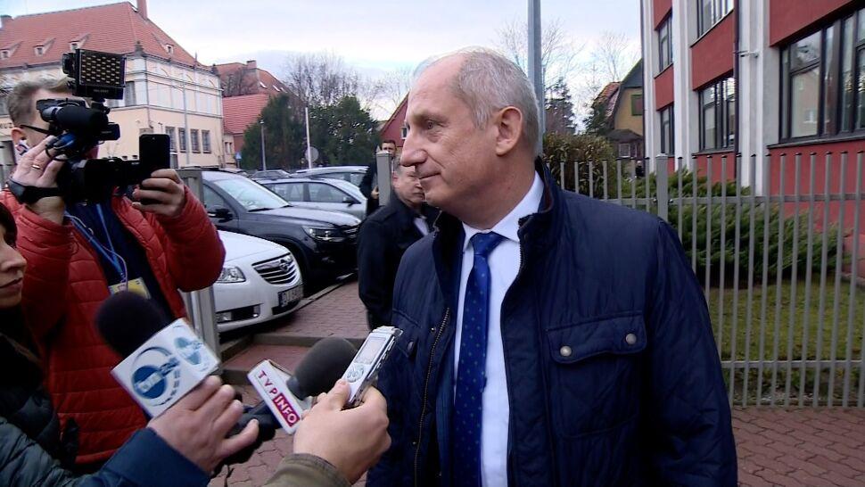Neumann: Usłyszałem zarzut przekroczenia uprawnień. Nie przyznałem się do winy