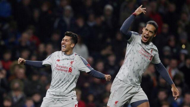 Liverpool przegrywał z outsiderem, ale wziął się do roboty
