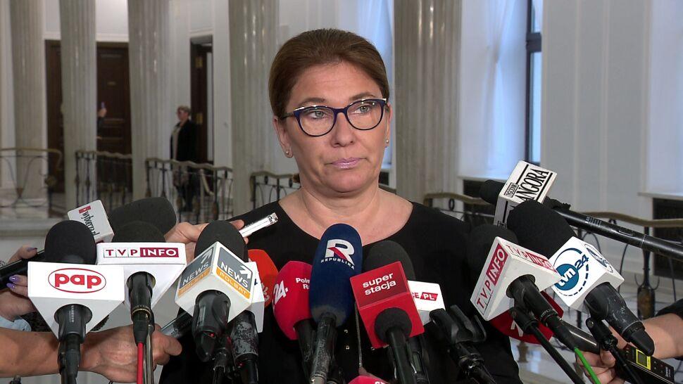"""""""Gasiuk-Pihowicz zadała nóż w plecy Katarzynie Lubnauer"""""""