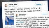 Kwaśniewski o poleceniu przez Andrzeja Dudę kontrowersyjnego artykułu