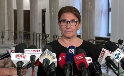 Mazurek: nie ma potrzeby powoływania komisji śledczej do spraw KNF
