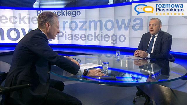 Grzegorz Schetyna o Władysławie Kosiniaku-Kamyszu