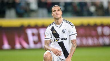 Kłopoty byłego zawodnika Legii. Został aresztowany w Belgradzie