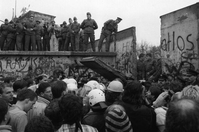 Kalendarium muru berlińskiego