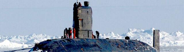 Okręt nuklearny popłynie na Falklandy