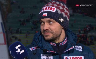 Doleżal podsumował konkurs w Innsbrucku