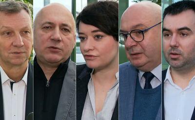 Polscy politycy o sytuacji na Bliskim Wschodzie