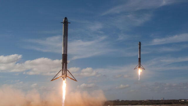 Rakiety firmy SpaceX