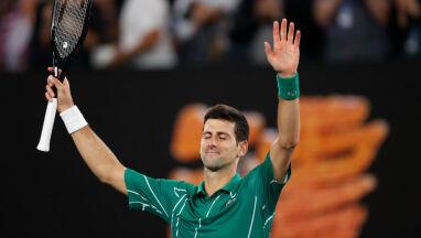 Djoković pozbawił złudzeń Raonicia. Jubileuszowy półfinał z Federerem