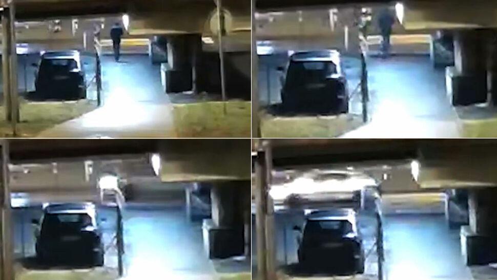 """Potrącił go na pasach i przejechał po nim. """"Ludzie z przystanku podnieśli samochód"""""""
