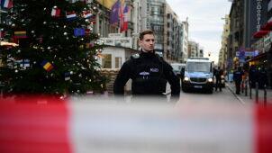 Policja: brak śladów użycia broni palnej przy Checkpoint Charlie. Trwa dochodzenie