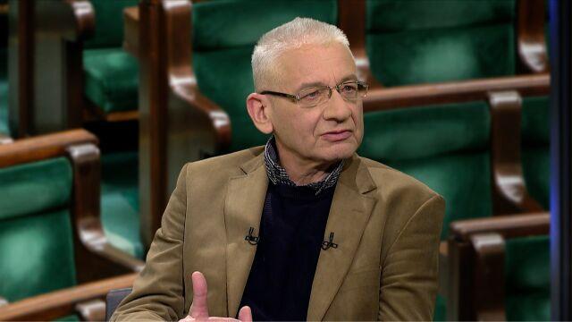 Ludwik Dorn o wspólnej liście opozycji do europarlamentu