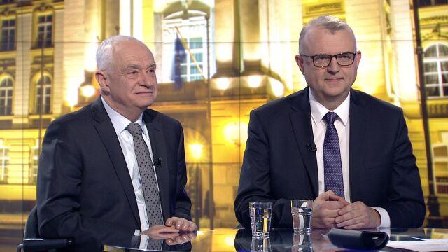 """Kazimierz Michał Ujazdowski i Janusz Zemke byli gośćmi """"Faktów po Faktach"""""""