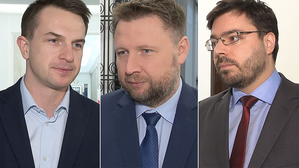 """Andruszkiewicz wiceministrem. """"Całkowita kompromitacja moralna i intelektualna premiera"""""""