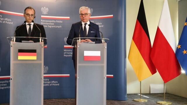 German Foreign Minister: Liability for Suffering It will always be important to us Poles