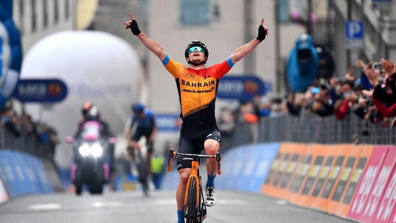 Doświadczenie górą w 16. etapie Giro. Małecki do końca walczył o podium