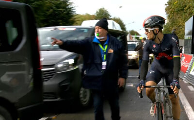 Kwiatkowski nie ukończył wyścigu Driedaagse Brugge-De Panne