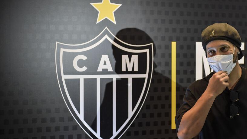 Ronaldinho zakażony koronawirusem. Spotkanie z kibicami odwołane