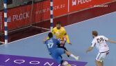 Abel Serdio popisał się sprytem w meczu ORLEN Wisła Płock - Fivers