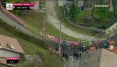 Problemy Guerreiro przed premią górską na 16. etapie Giro d'Italia
