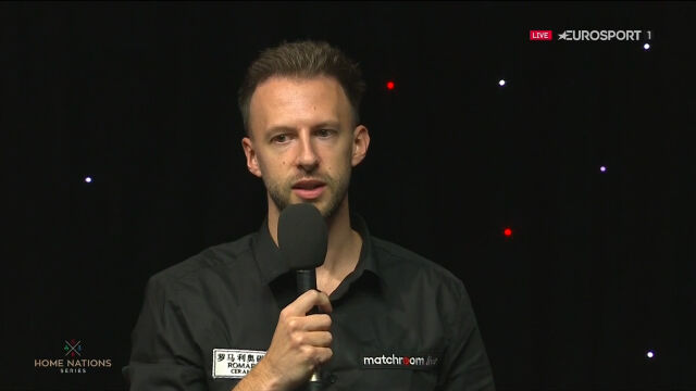 Judd Trump po triumfie w turnieju English Open