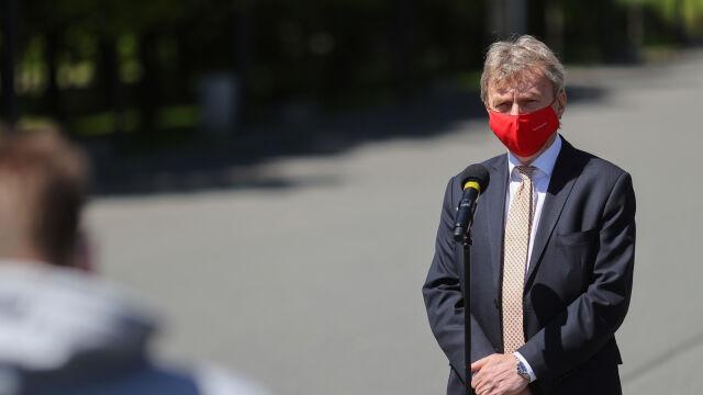 """Zbigniew Boniek zakażony koronawirusem. """"Też mnie dopadł"""""""