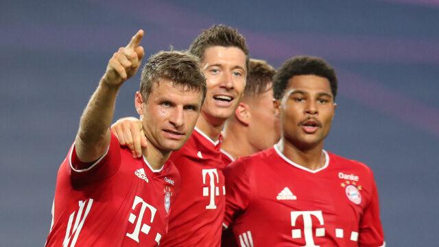 """Koniec kwarantanny piłkarza Bayernu. """"Wynik testu był fałszywie dodatni"""""""