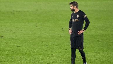 """""""To szaleństwo"""". Pique zaatakował szefów Barcelony"""