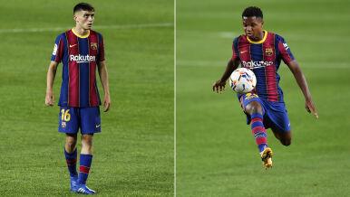 17-latkowie z Barcelony rekordzistami
