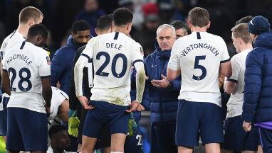 Mourinho nie poddaje się po pladze kontuzji w Tottenhamie.