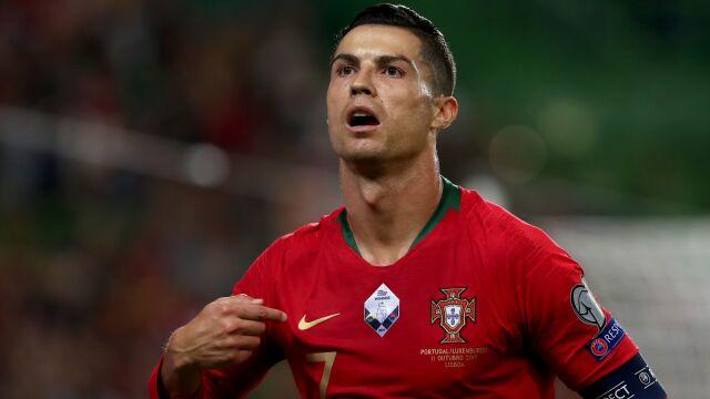 """Znany lekarz zakpił z komentarza Ronaldo. """"Witam w licznej grupie wirusologów"""""""