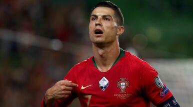 Znany lekarz zakpił z komentarza Ronaldo.
