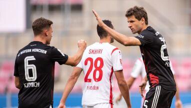 Bayern wymęczył zwycięstwo. Lewandowskiego nie było nawet na ławce