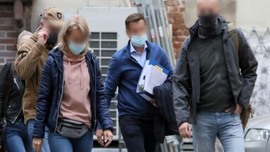 Były menedżer Lewandowskiego na przesłuchaniu w prokuraturze