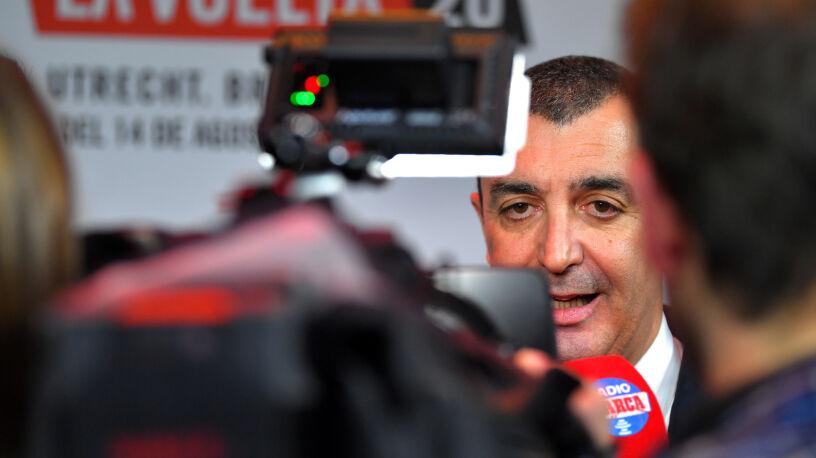 Vuelta a Espana dojedzie do mety? Dyrektor wyścigu optymistą