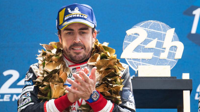 Fernando Alonso wrócił do Formuły 1. Francuski zespół potwierdził informację