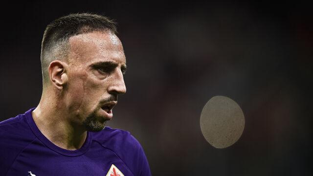 """""""Jak mogę być spokojny po czymś takim?"""". Ribery pokazuje nagranie splądrowanej willi"""