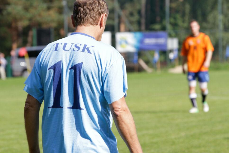 Pożegnalny mecz rozegrali w Sopocie