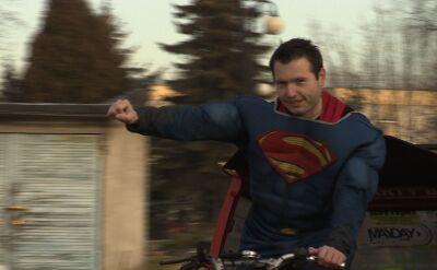 Co superman zrobi dla WOŚP