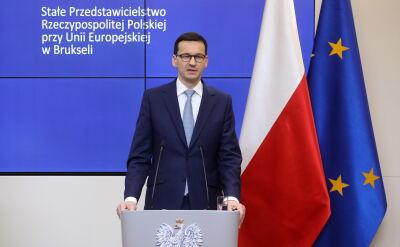 Morawiecki: przedstawiłem intencje dot. reformy sądownictwa