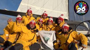 Chcą opłynąć Antarktydę, wspierają WOŚP.