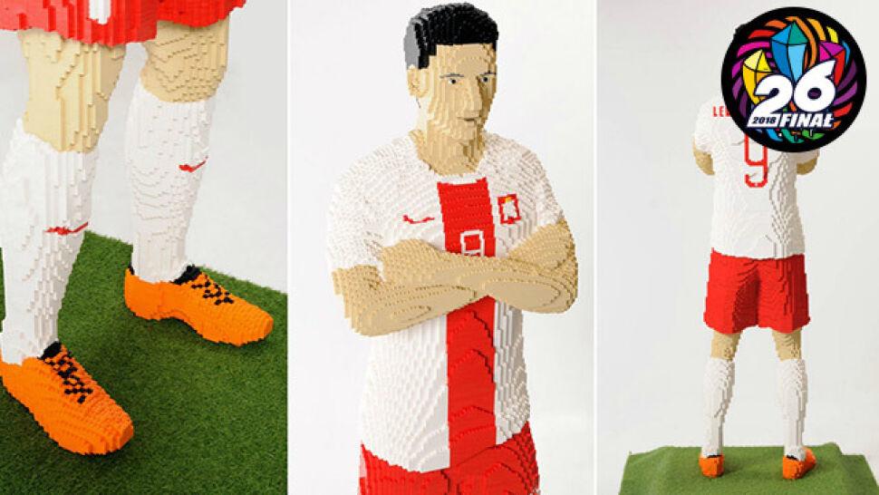 Lewandowski wystawił... siebie
