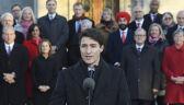 Justin Trudeau przedstawił nowy rząd Kanady