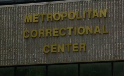 Więzienie, w którym znaleziono ciało Epsteina