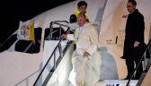 Papież przybył do Japonii ze stolicy Tajlandii, Bangkoku